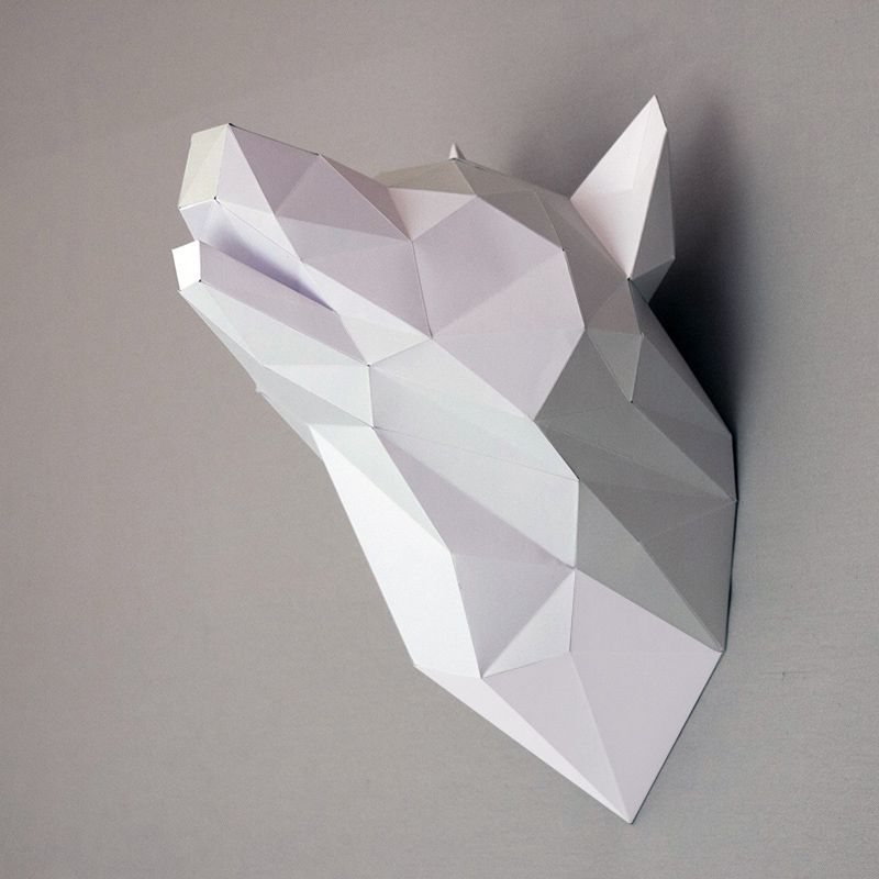 How to Make an Origami Wolf (with Pictures) - wikiHow | 800x800